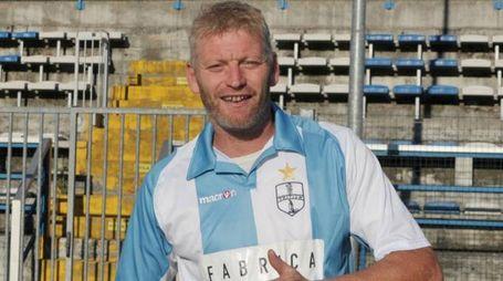 Giorgio Pesenti, simbolo dell'epoca d'oro (tre stagioni in Lega Pro)
