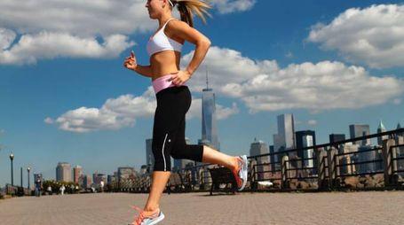 Bastano 5 minuti al giorno di corsa per vivere più sani - foto George Oze / Alamy