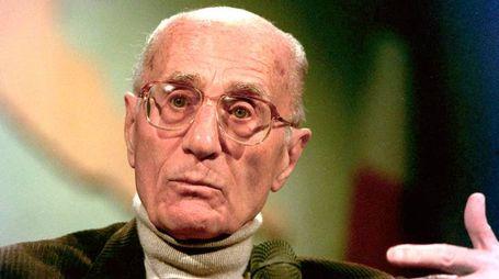 2001 - Muore Indro Montanelli