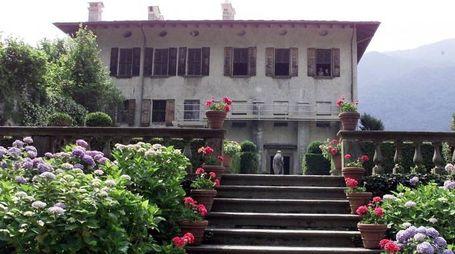 Il palazzo Vertemate Franchi a Piuro