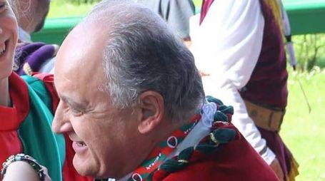 Mauro Catozzi, colonna di San Luca