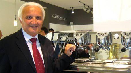 Il presidente della Nuova Simonelli Nando Ottavi