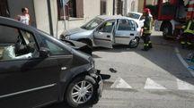 Incidente stradale sulla Cervese, a Pievequinta