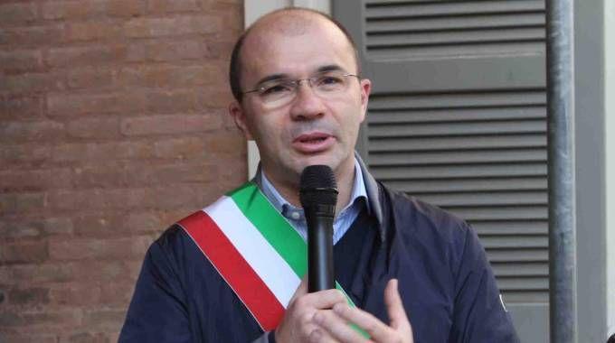 Luca Vecchi, sindaco di Reggio