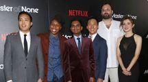 Netflix sbarca a Modena per 'Master of none' (Olycom)