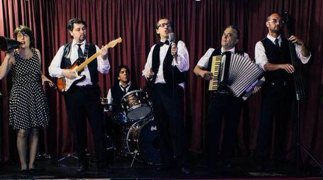 Missaglia, la Banda Putiferio in concerto nel parco di Villa Cioja
