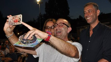 Maria Sole Tognazzi e Ivan Cotroneo