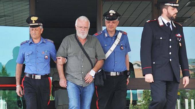 L'arresto di Antonio Di Stazio
