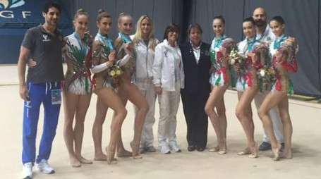 L'Italia a Baku