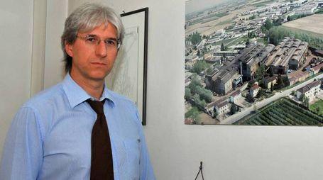 Tiziano Dorio, 52 anni, ex legale rappresentante delle Acciaierie Badiesi