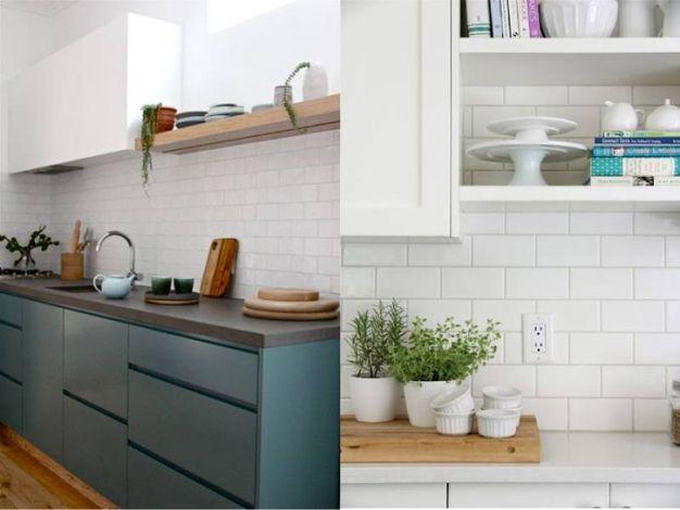 Parete Cucina Senza Piastrelle ~ Ispirazione Interior Design & Idee ...