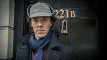 Benedict Cumberbatch nei panni di Sherlock Holmes – Foto: BBC