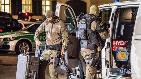 Ansbach, Germania, esplode bomba (Ansa)
