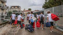 Vis Pesaro, la partenza della stagione 2016-2017 (Fotoprint)