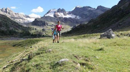 Escursioni al lago di Cancano