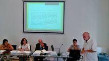 La conferenza di presentazione con Lavagnino, Bertolotto, Balbarini, Parola e Zaccone