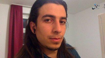 Mohammad Daleel, l'attentatore siriano di Ansbach (Twitter)