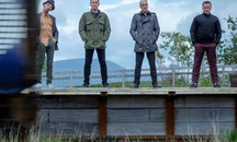 Il cast del film Trainspotting 2 – Foto: Sony Pictures