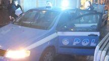 In azione la polizia (foto d'archivio)