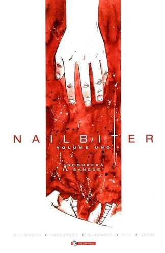 Nailbiter di Joshua Williamson e Mike Henderson (Saldapress)