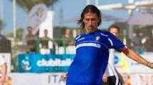 CHI SI RIVEDE In campo ci sarà anche Marco Del Vecchio, ex Roma e Ascoli