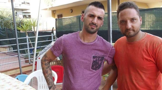 Luca Orbetti e Michele Oreficeprimo