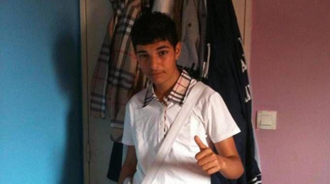 Adel Kermiche, uno dei due terroristi di Ruen (Ansa)