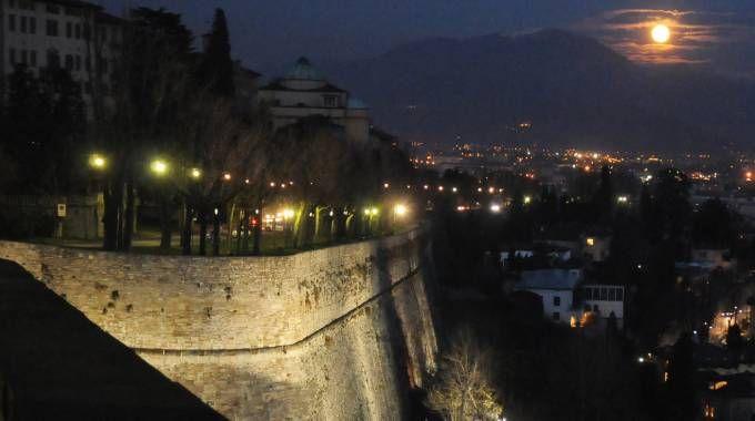 Le mura di Bergamo in testa per il riconoscimento del titolo di patrimonio