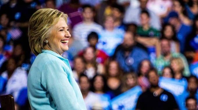 Hillary Clinton (Olycom)