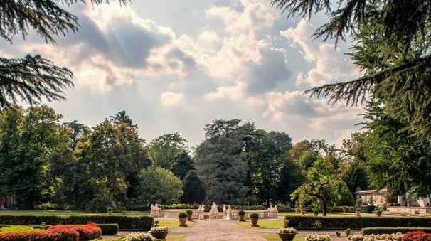 Il bellissimo giardino (foto di Claudio Lepri)