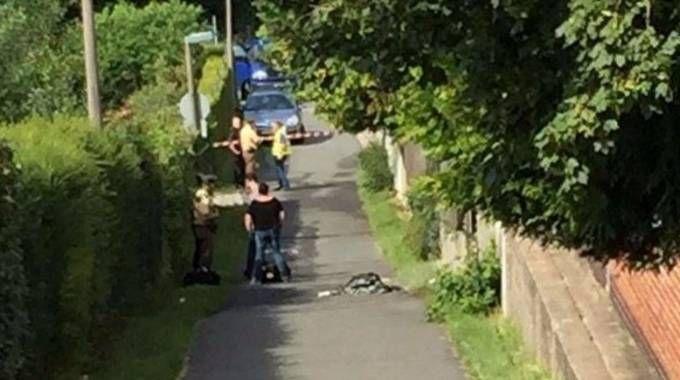 Germania, violenta esplosione vicino Zirnof (Twitter)