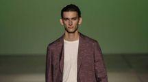 La sfilata di Pal Zileri a Milano Moda Uomo (Olycom)