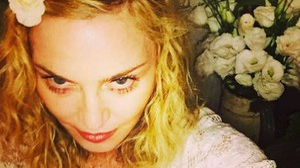 Madonna in Puglia (Instagram)