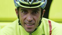 Alberto Contador, 34 anni a dicembre ma nessuna voglia di smettere (Lapresse)