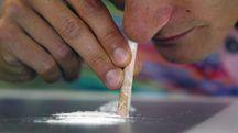I due uomini avevano un pacchetto da 55 grammi di cocaina purissima ancora da tagliare