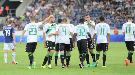 Lucerna-Sassuolo 1-1 (FotoFiocchi)