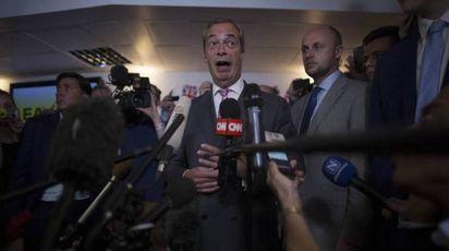 Nigel Farage (Olycom)