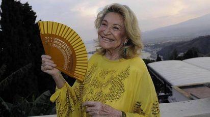 Morta Marta Marzotto (Ansa)