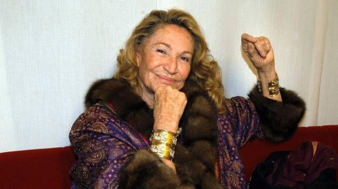 Marta Marzotto (Imagoeconomica)