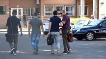 Il pm Stefano Longhi in carcere per l'udienza di convalida