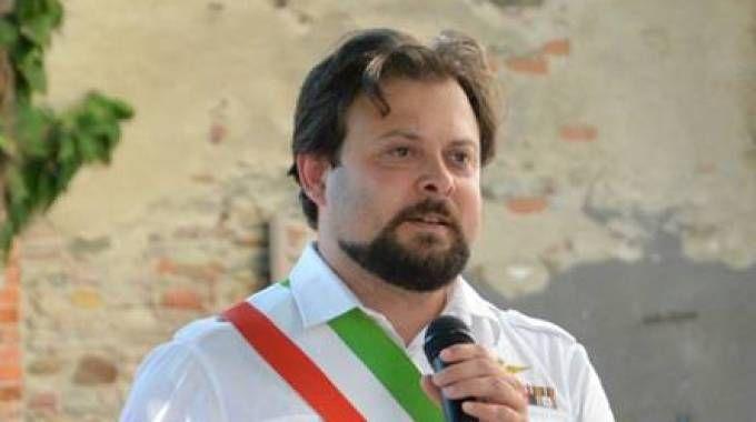 Il sindaco di Montecarlo Vittorio Fantozzi