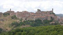Il borgo di Roccatederighi