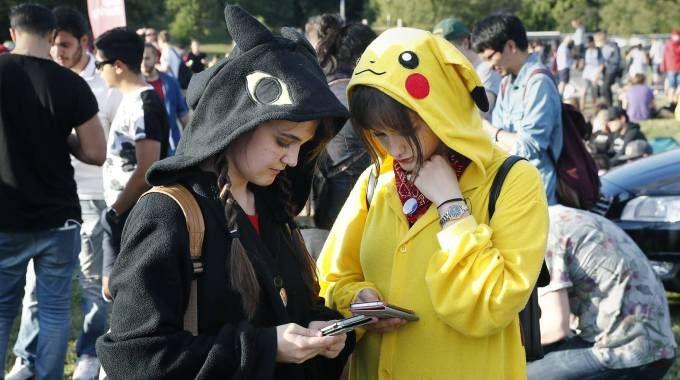 Pokémon mania (Olycom)