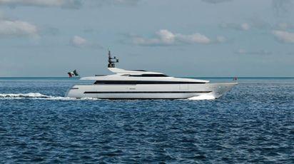 Akhir 42s, il nuovo yacht dei Cantieri di Pisa