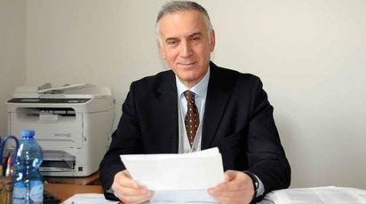 Giuseppe Cosenza, direttore del dipartimento di Sanità pubblica dell'Azienda Usl di Ferrara (foto BusinessPress)