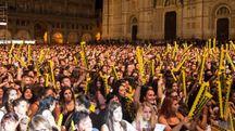 Il concerto di Radio Bruno doveva tenersi in piazza Maggiore (Schicchi)