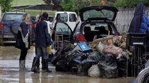 IL DRAMMA Una foto dell'ultima alluvione che ha messo in ginocchio la città