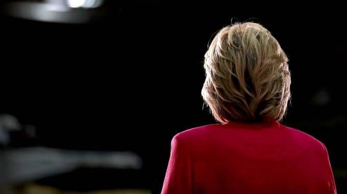 Usa, cyber-attacco contro la staff di Hillary Clinton (Afp)