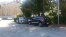 In azione i carabinieri
