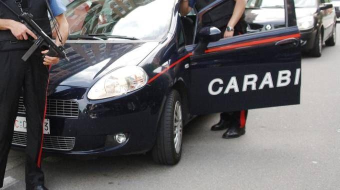 Carabinieri, foto d'archivio (Newpress)